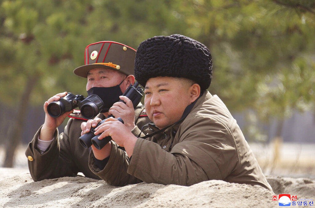 Kim Jong Un's sister rises in North Korea hierarchy