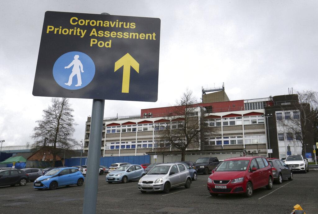 Covid-19: United Kingdom experiences record increase in death toll