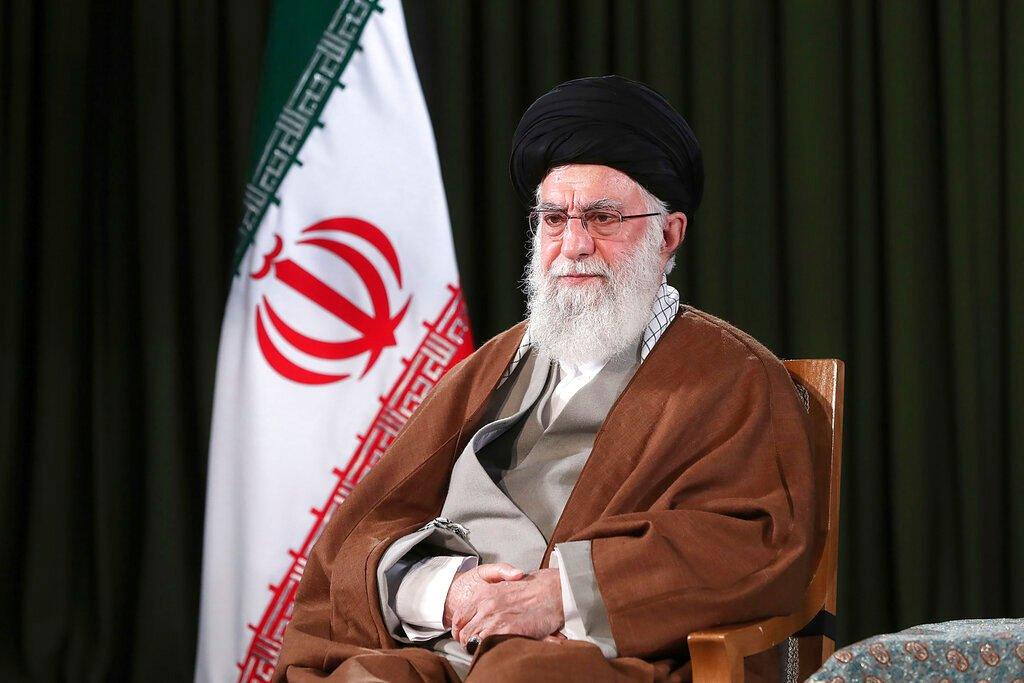 Khamenai rejects USA help offer, cites virus conspiracy theory