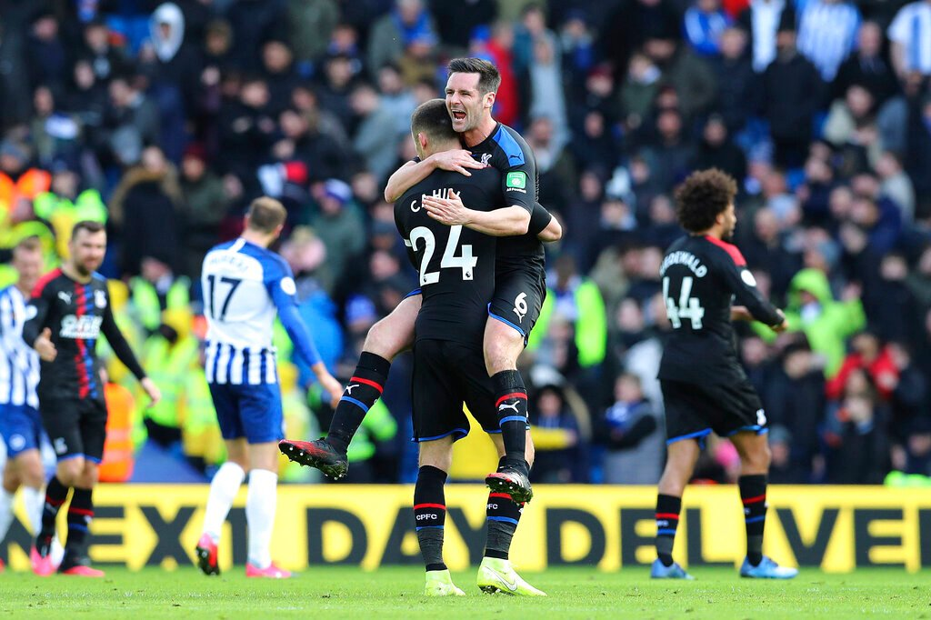 Jordan Ayew's Solitary Strike Seals Win For Crystal Palace Against Brighton