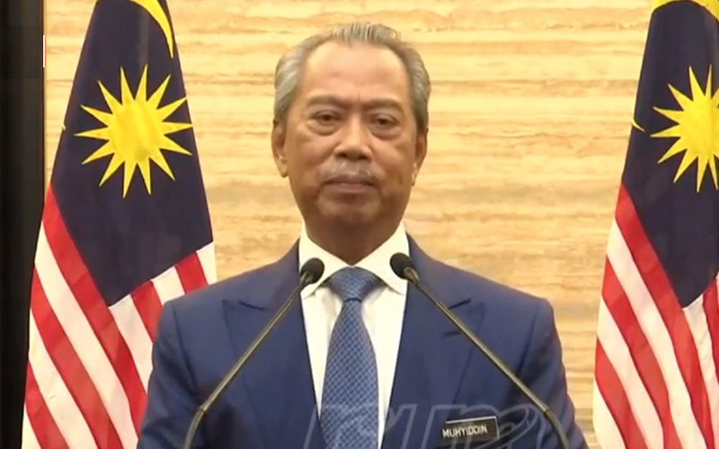 Image result for images of muhyiddin