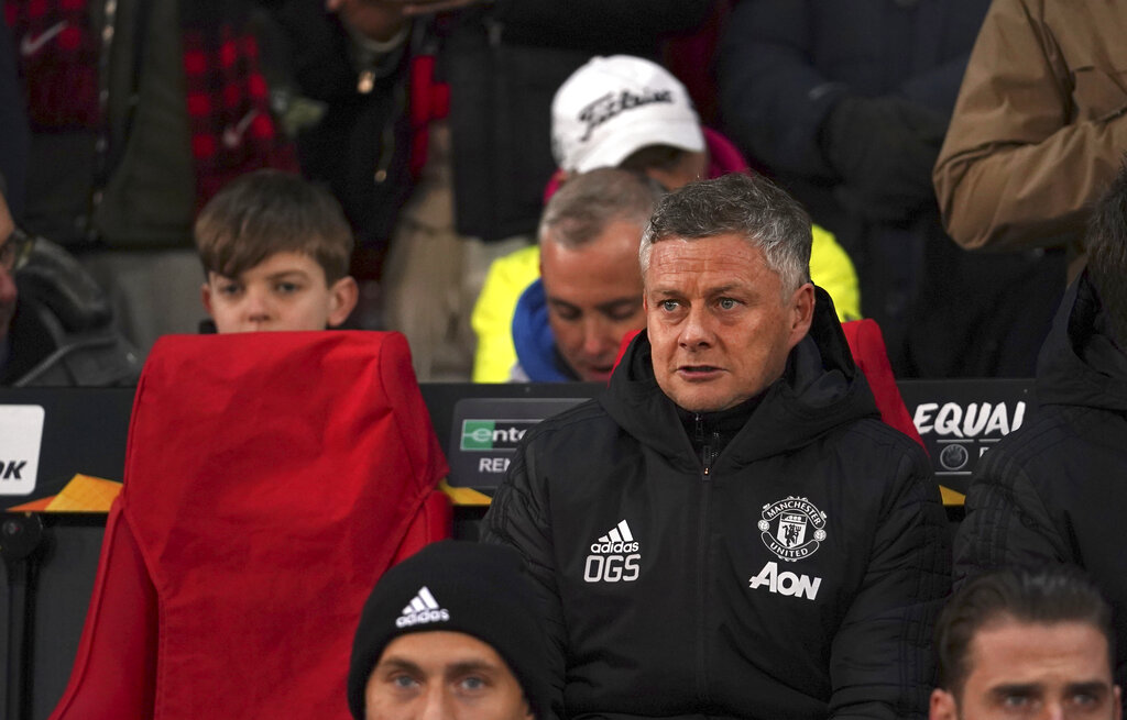 Derby County vs. Manchester United - Football Match Report