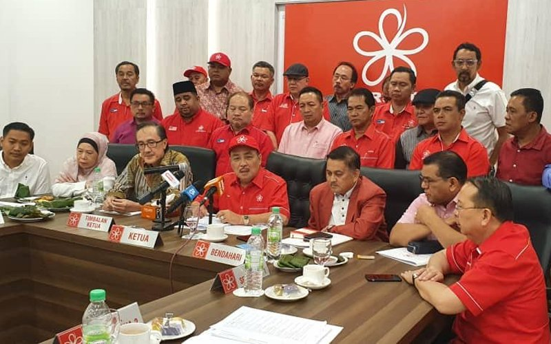 Ppbm Sabah Gesa Putrajaya Wujud Semula Jabatan Pembangunan Persekutuan Free Malaysia Today
