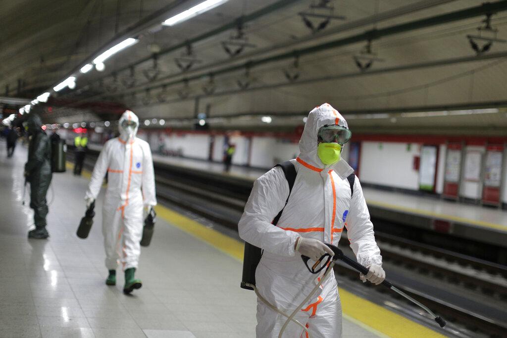 Madrid seeks Spanish army's help to fight virus surge