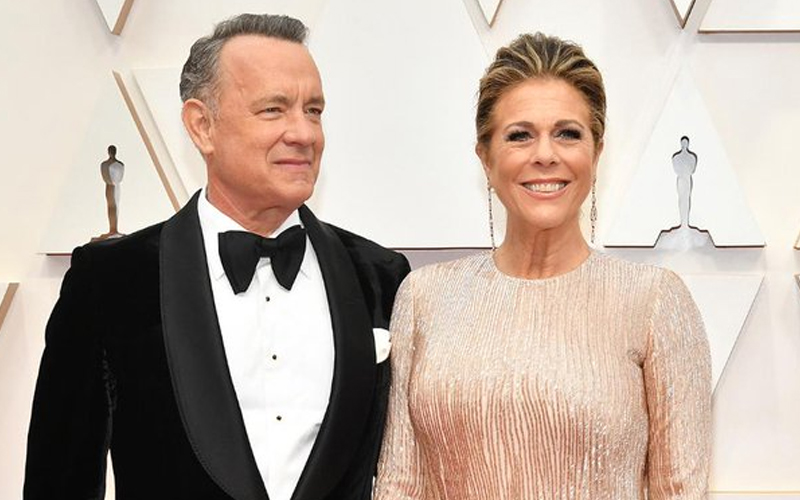 Tom Hanks, wife test positive for Covid-19 | Free Malaysia ...