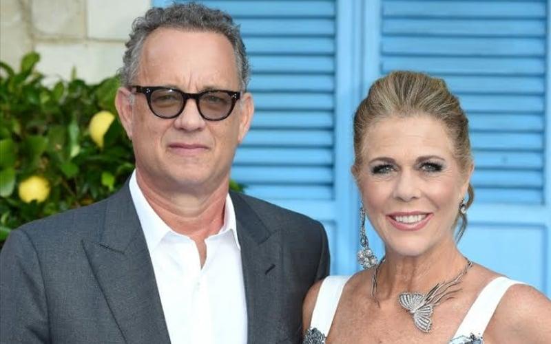 Tom Hanks and Rita Wilson diagnosed with Corona virus