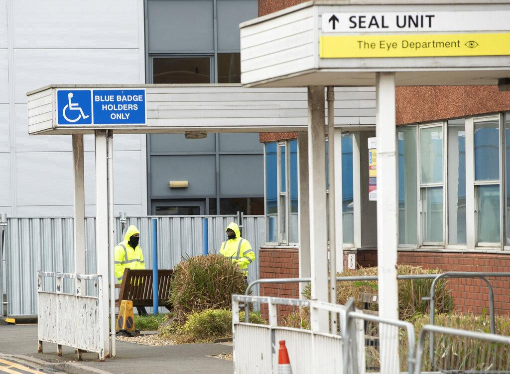 First UK death linked to coronavirus is in Berkshire