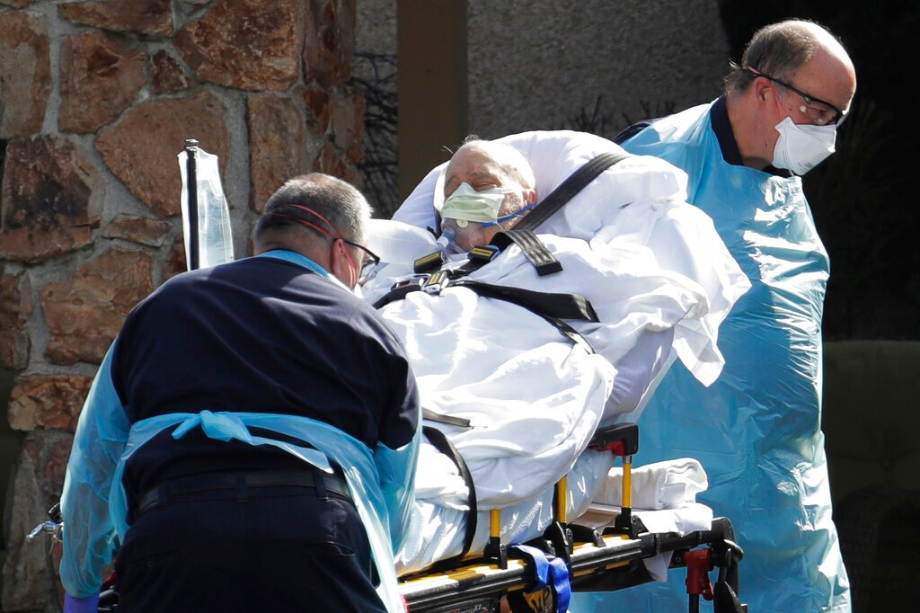 United States seeks medical staff from overseas for COVID-19 fight