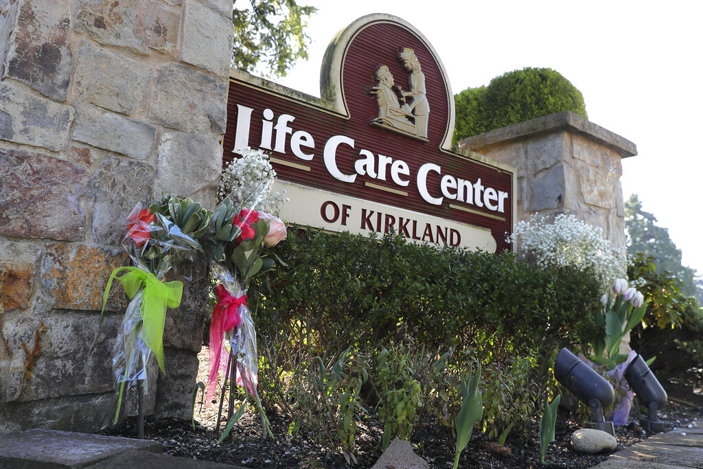 Conveselent Care Centers and Nursing Homes Across America are on 'Virus Alert'