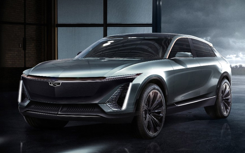 GM to tout its electric vehicles to investors swooning over Tesla