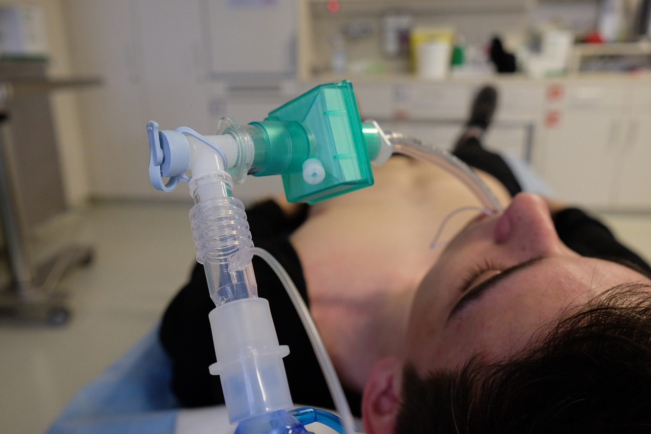 UK hospitals trial new version of a breathing aid