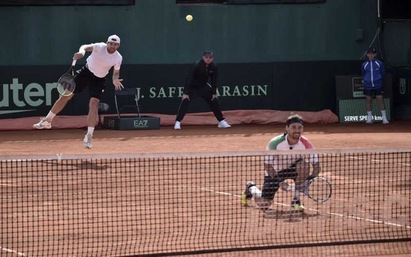 Davis Cup: Ecuador stun Japan to reach Finals week in Madrid