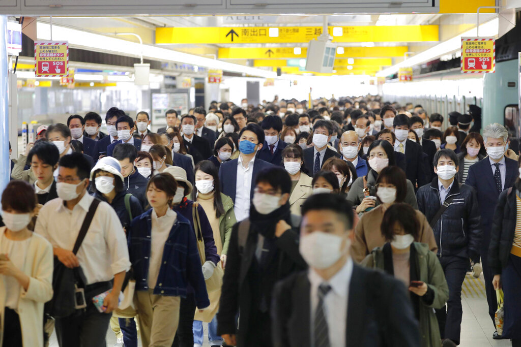COVID-19 cases in Japan exceed 10000