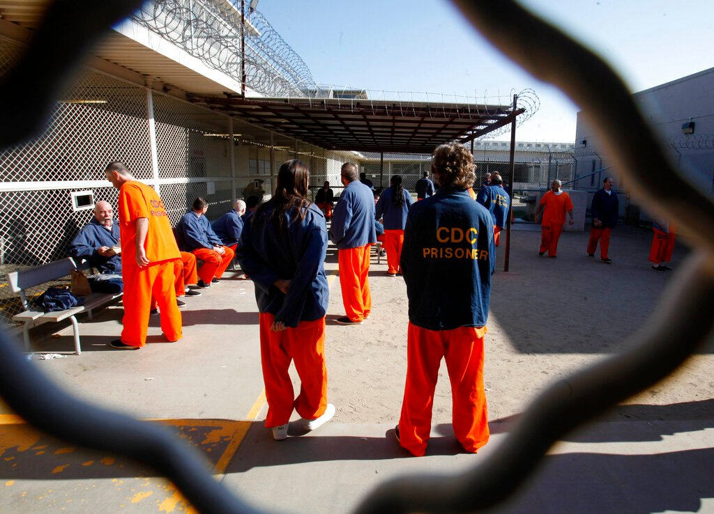 California to Release 3,500 Prison Inmates Due to COVID-19 Pandemic