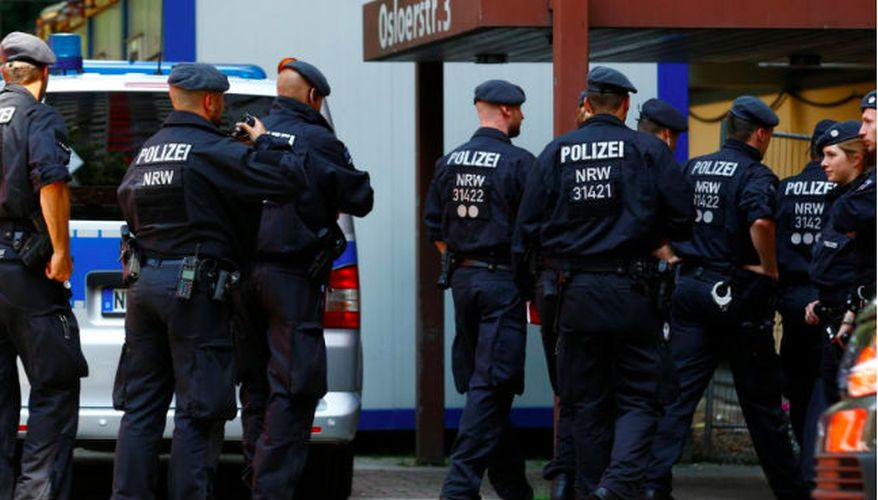 German police arrest five suspected of being ISIS terror cell