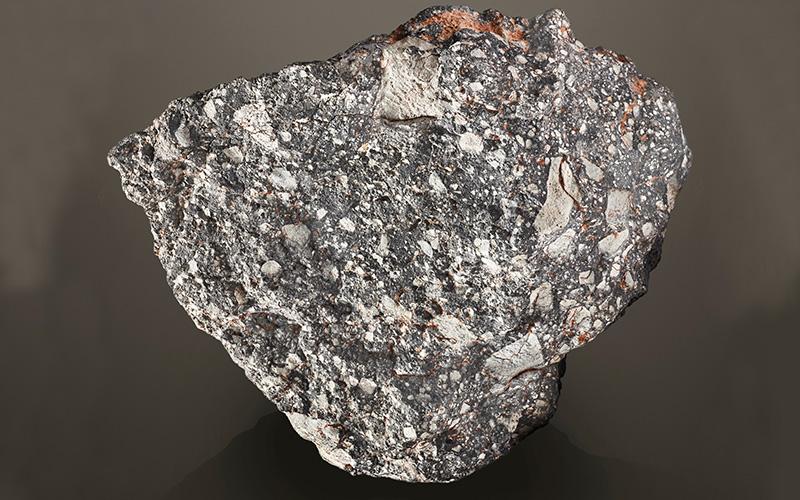 Christie's offers largest lunar meteorites for sale