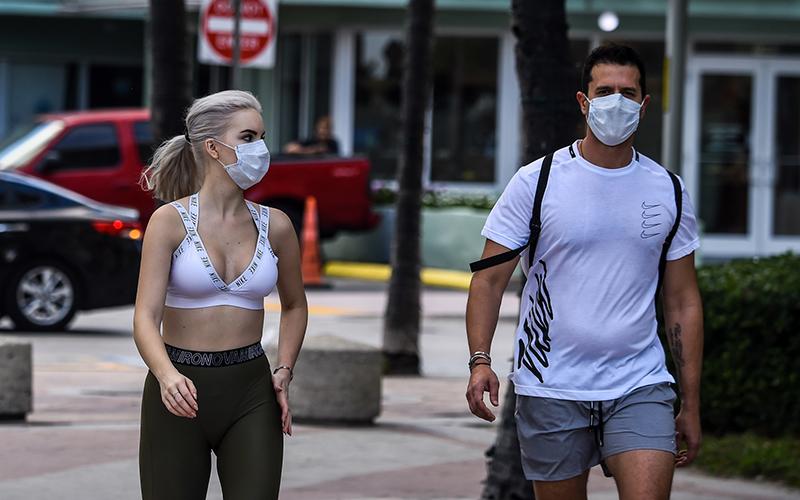 Coronavirus may spread through normal breathing: US scientists