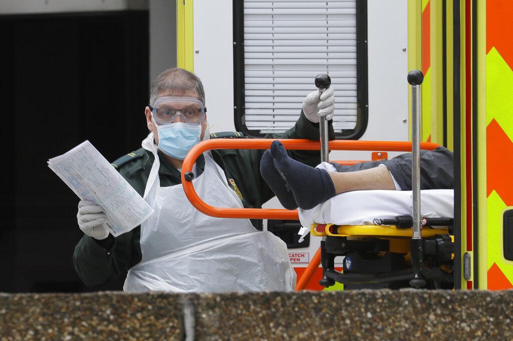 Boy, 13, becomes UK's youngest coronavirus victim