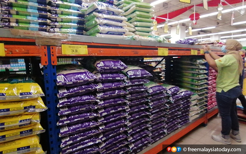 Malaysia signs record deal to buy 100,000 tonnes of rice from India