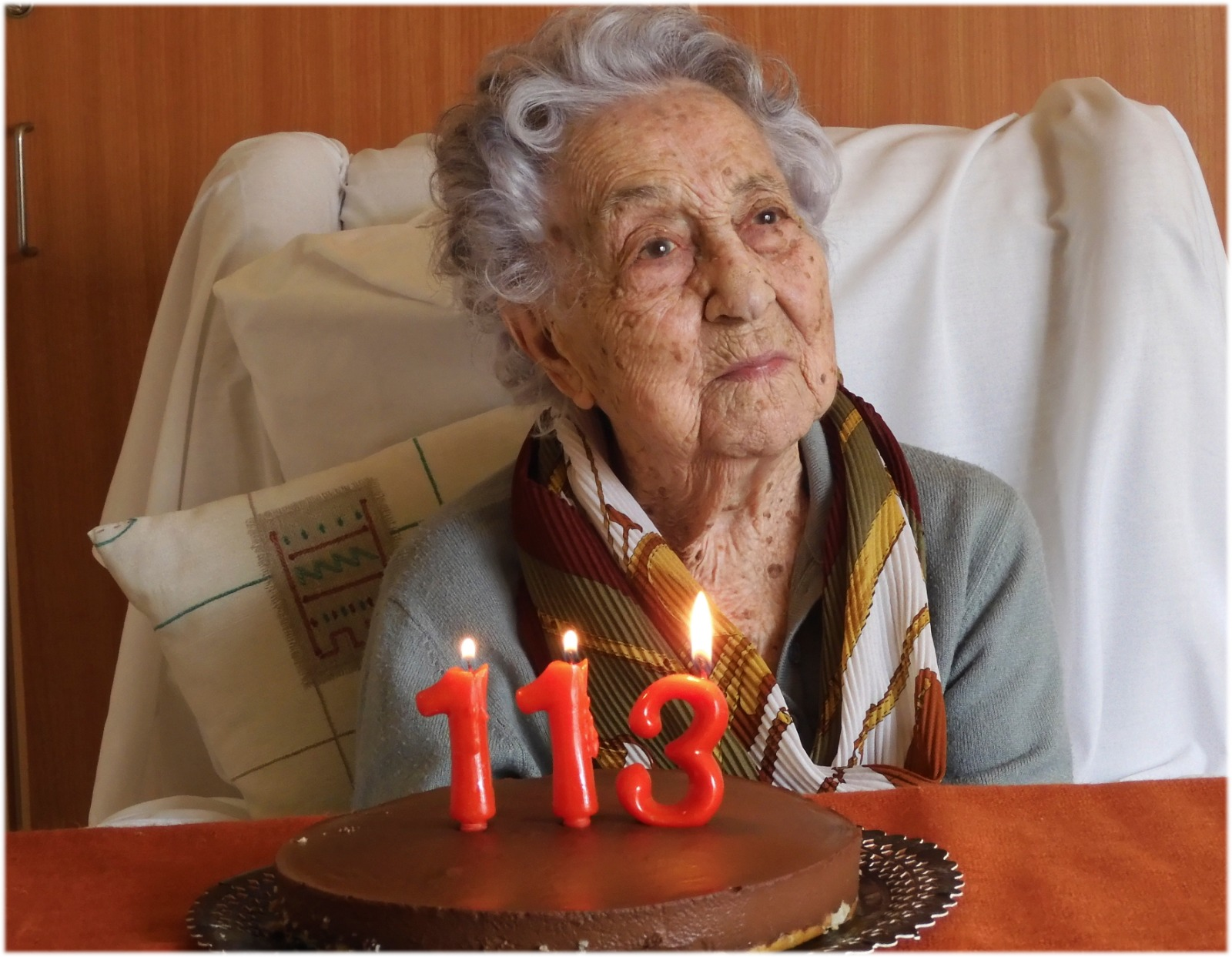 Maria Branyas: 'Oldest woman in Spain' beats coronavirus at 113