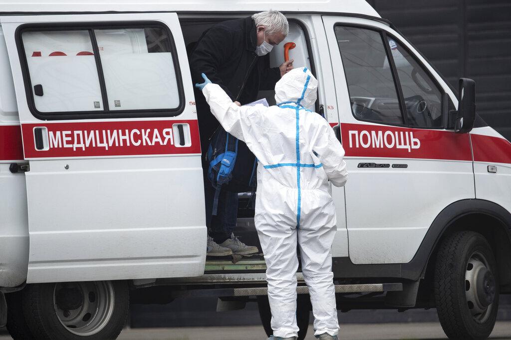 Coronavirus cases pass 145000 in new European blackspot Russian Federation