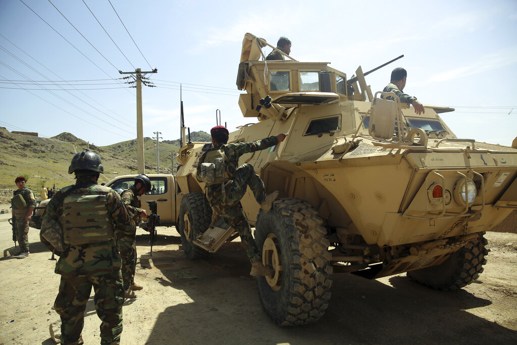 Taliban attack kills six in Afghanistan