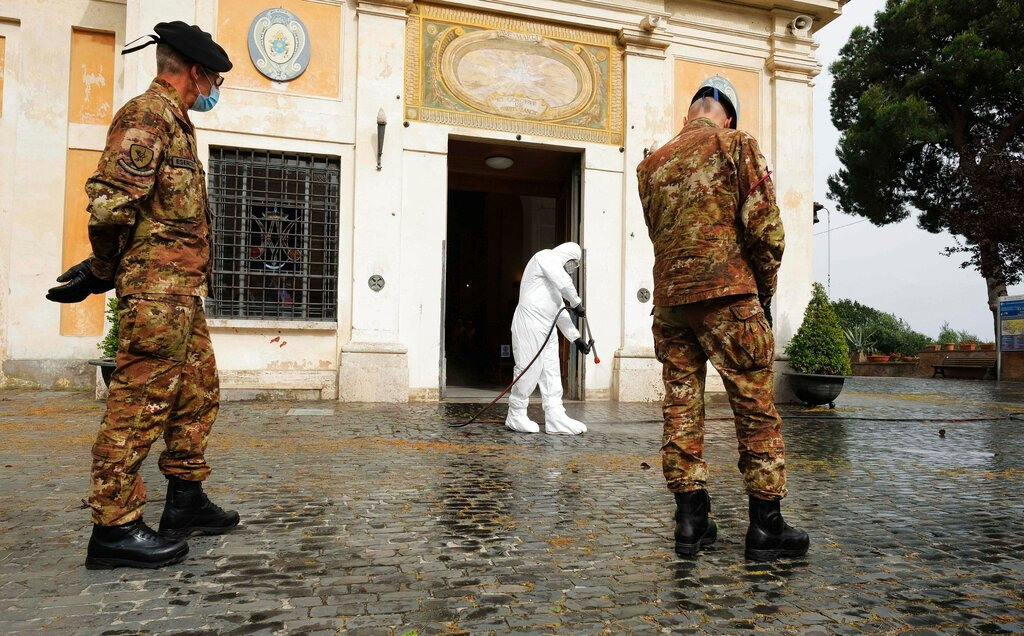 Italy Reopens Shops, Bars, and Restaurants Amid Pandemic