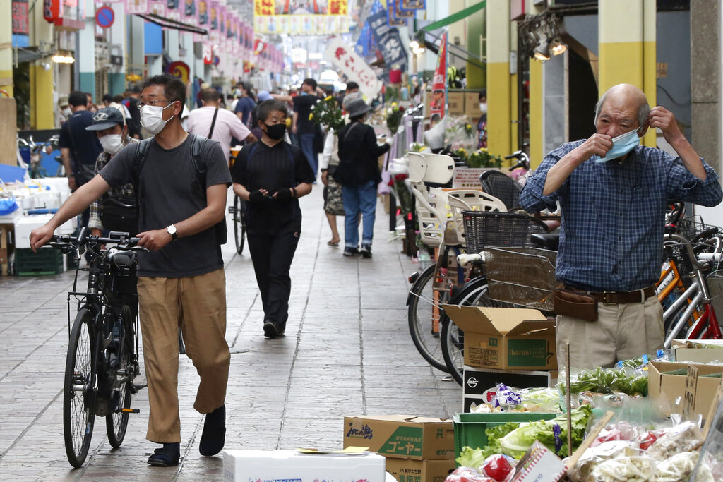 Japan Lifts COVID State of Emergency for Much of Country