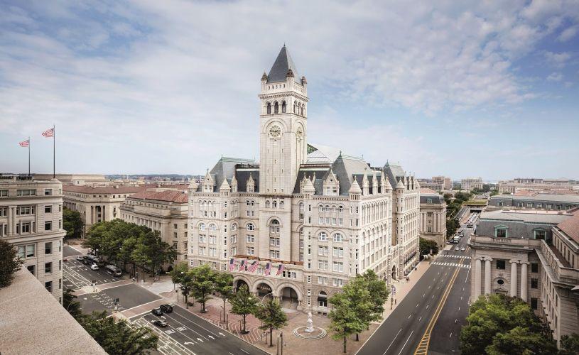 Court reinstates lawsuit over Trump's hotel profits