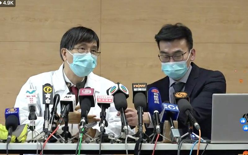 Hamster tests show masks reduce spread of coronavirus