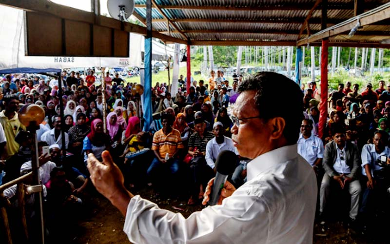 What happened to your election pledge, Sabah Umno asks Warisan ...