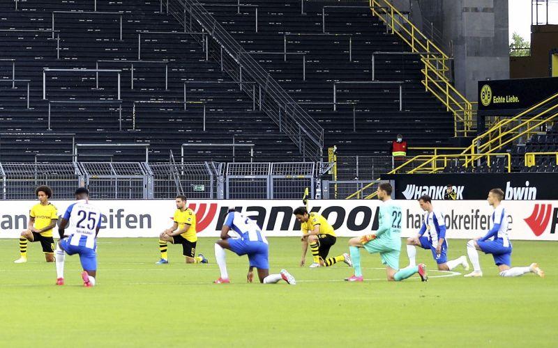 Bundesliga Dortmund Hertha
