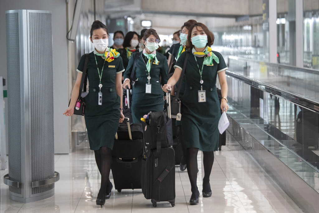 Bangkok airport offers rapid Covid-19 tests for foreign arrivals