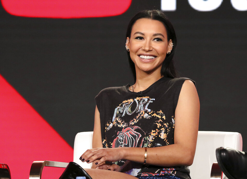 Glee Star Naya Rivera Missing and Feared Dead