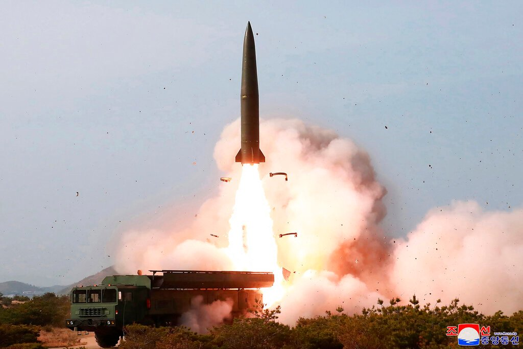 The US called for additional sanctions over North Korea's recent missile tests last week
