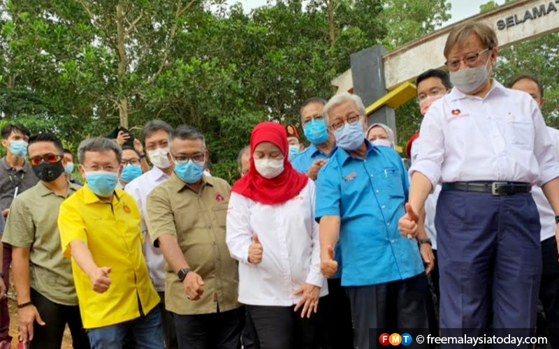 Sarawak to build temporary CIQ complex in Telok Melano