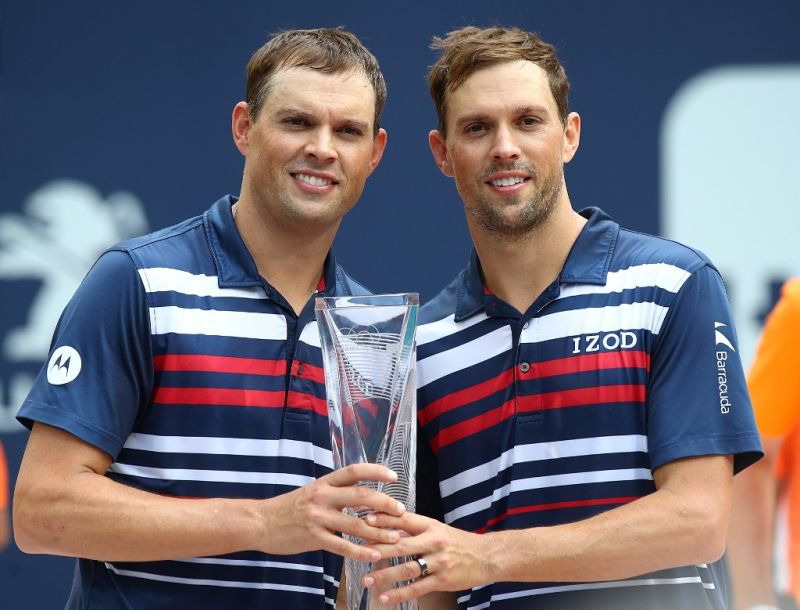 Bryan brothers hang up racquets   Free Malaysia Today