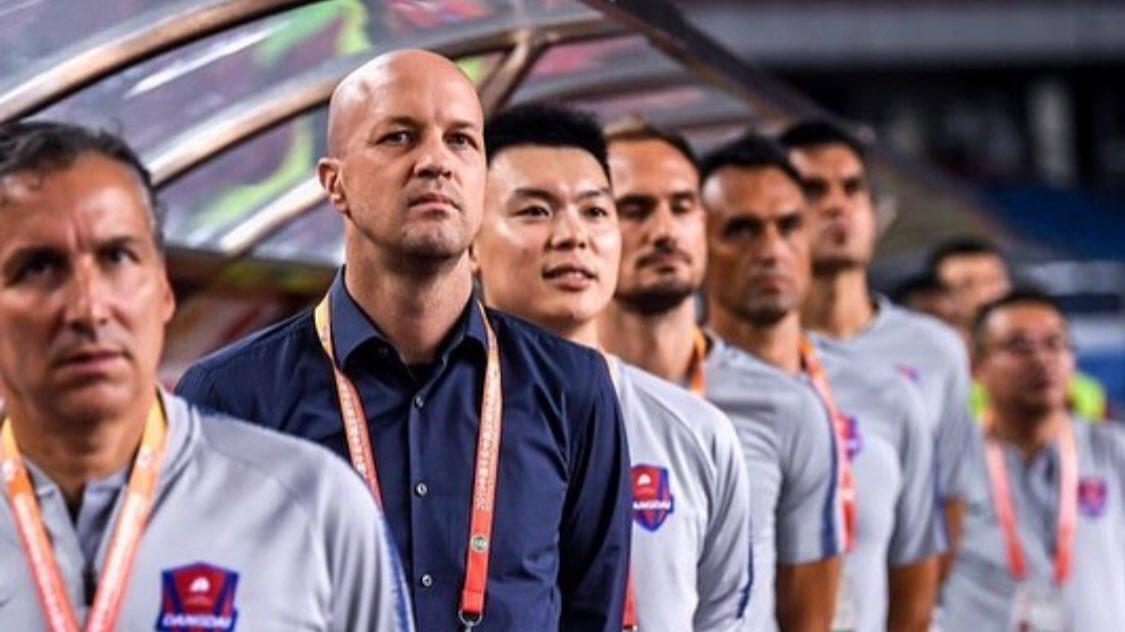 Jordi Cruyff returns to China Super League but must quarantine first | Free  Malaysia Today (FMT)
