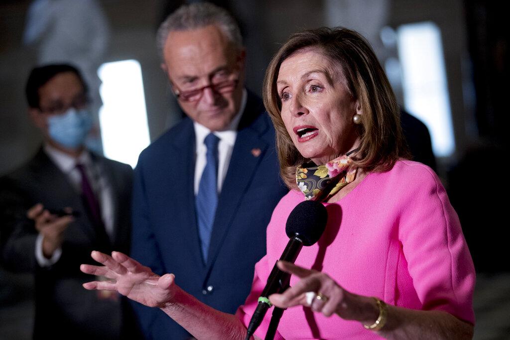 Pelosi, Mnuchin open to restarting Covid-19 aid through 2020