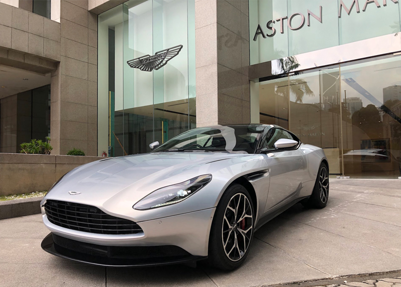 The Aston Martin Db11 Behind The Wheel Experience Free Malaysia Today