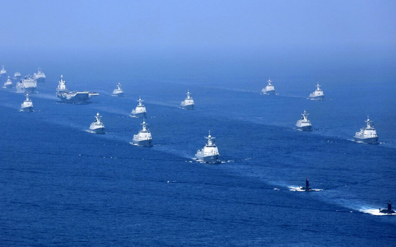 Defence ties with China suffered under PH, expert says