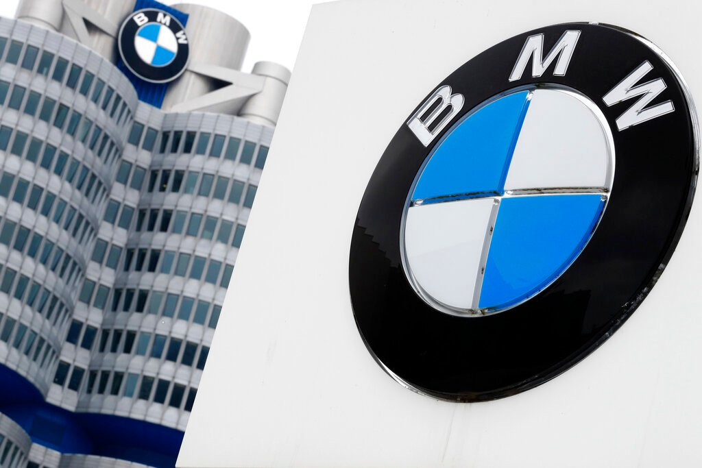BMW drives profits sharply higher in Q1 as market recovers
