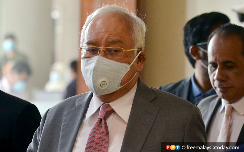 Najib asks for more time to file appeal in SRC International case