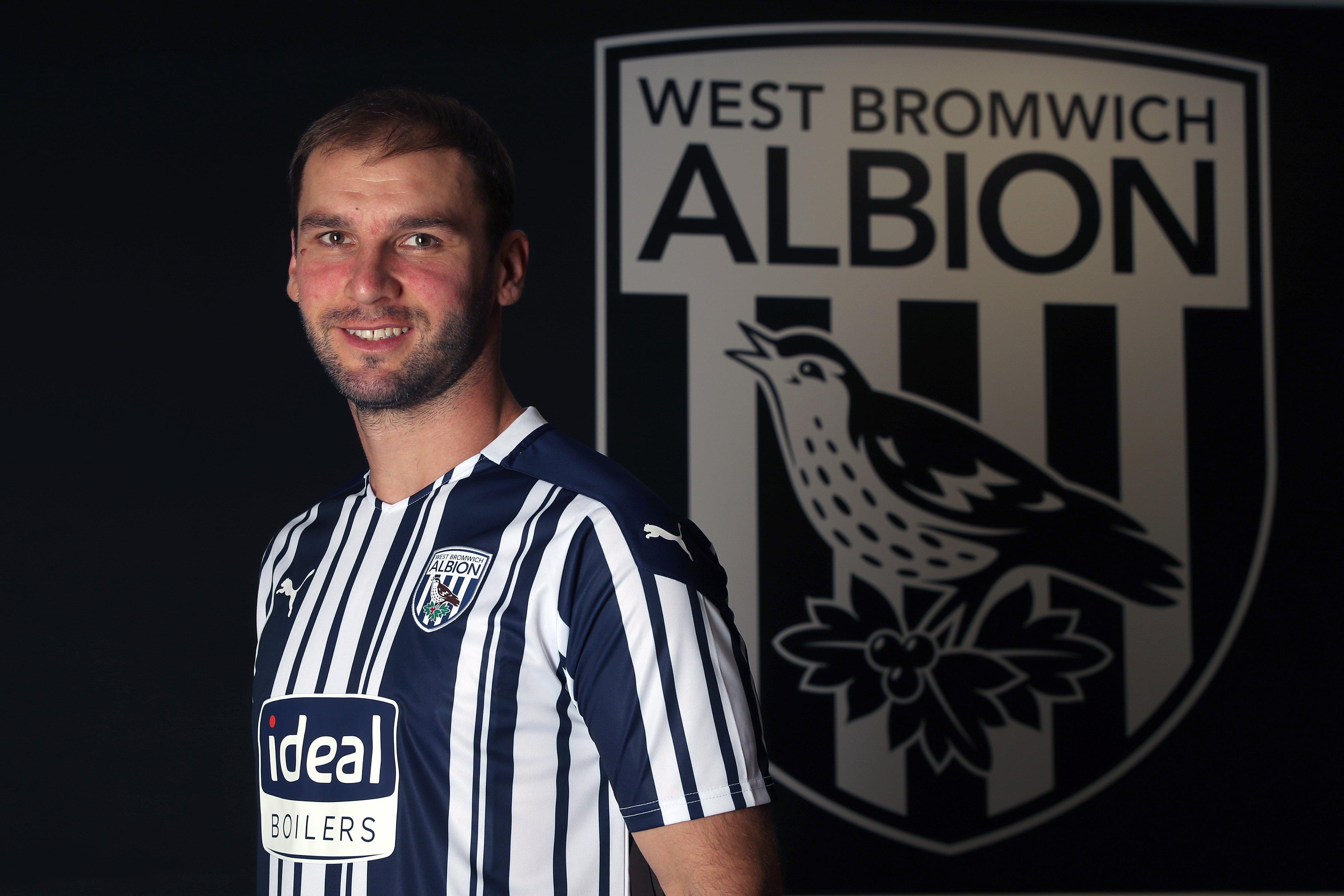 West Brom sign Premier League winner to bolster top flight ...