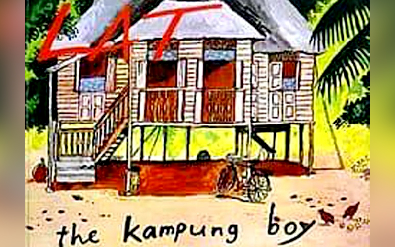 Step into Lat's 'Kampung Boy' home for a feel of 1960s village life - RapidAPI