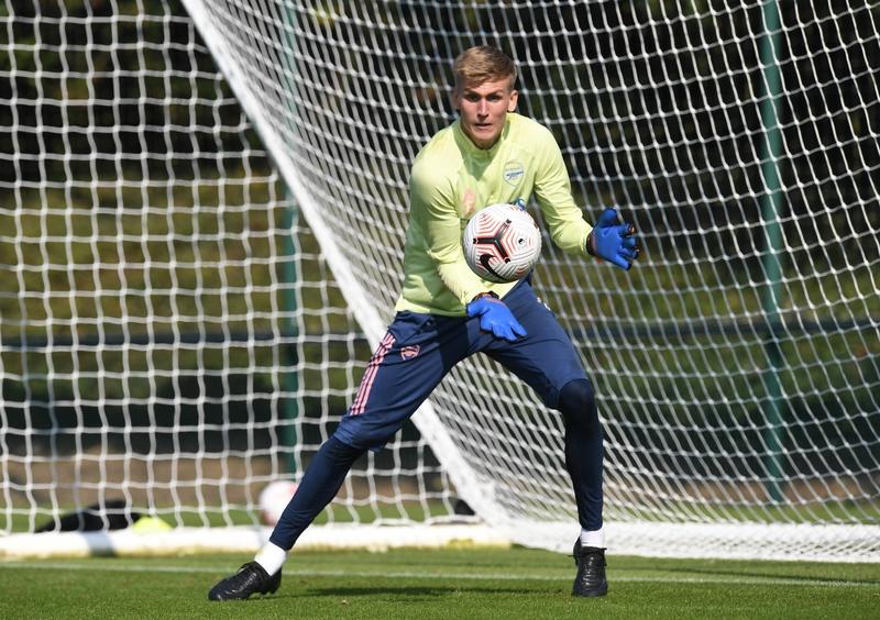 Gunners sign Iceland goalkeeper Runarsson from Dijon