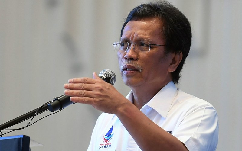 Shafie apologises for under-fire Mohamaddin