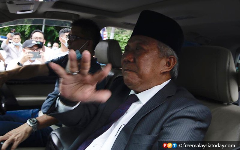 Governor needs more time to decide on CM, says Bung | Free ...