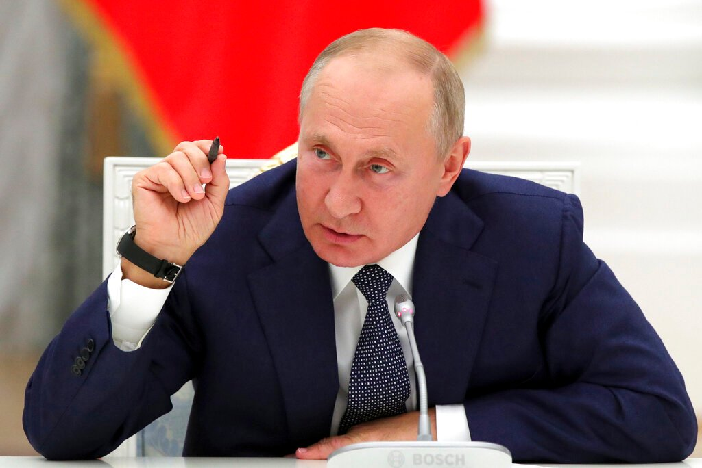 Putin doesn't trust Biden, futile for Washington to alienate China and Russian Federation