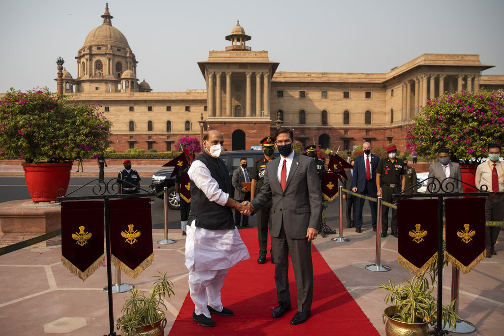 India, US to sign satellite data pact ahead of talks on countering China